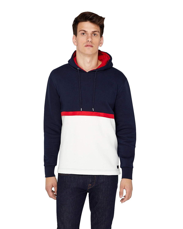 Just Junkies More Sweatshirt, Herren, XLarge, Marineblau