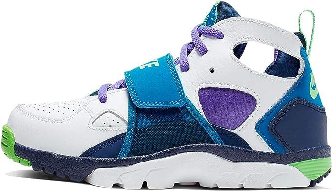 Hora Perceptible familia  Amazon.com: Nike Huarache Cj0408-400 - Zapatillas para niños: Shoes