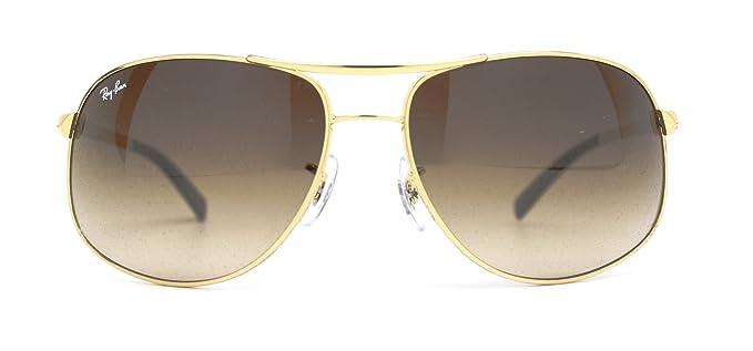 Ray-Ban Gafas de sol METALLIC MOD. 3387 SOLE001/13 dorado ...