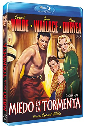 Miedo en la Tormenta BD 1955 Storm Fear [Blu-ray]: Amazon.es ...