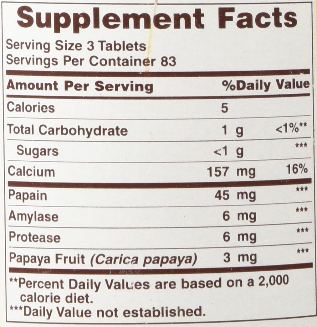 Amazon.com: American Productos de salud – Original enzima de ...