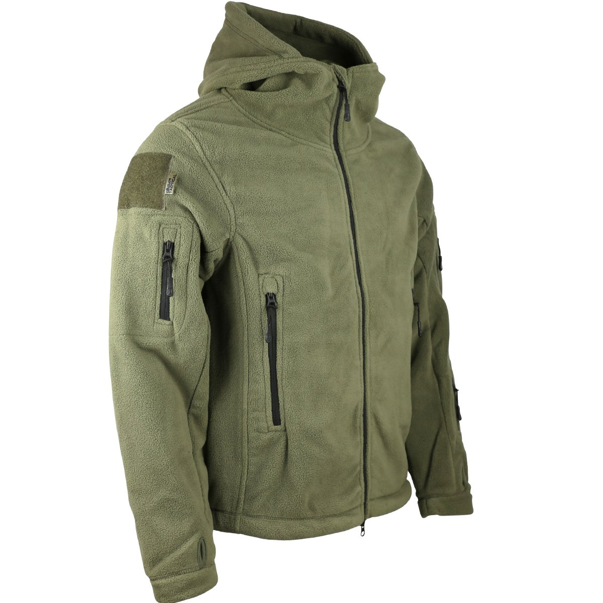 Tactical fleece hoodie