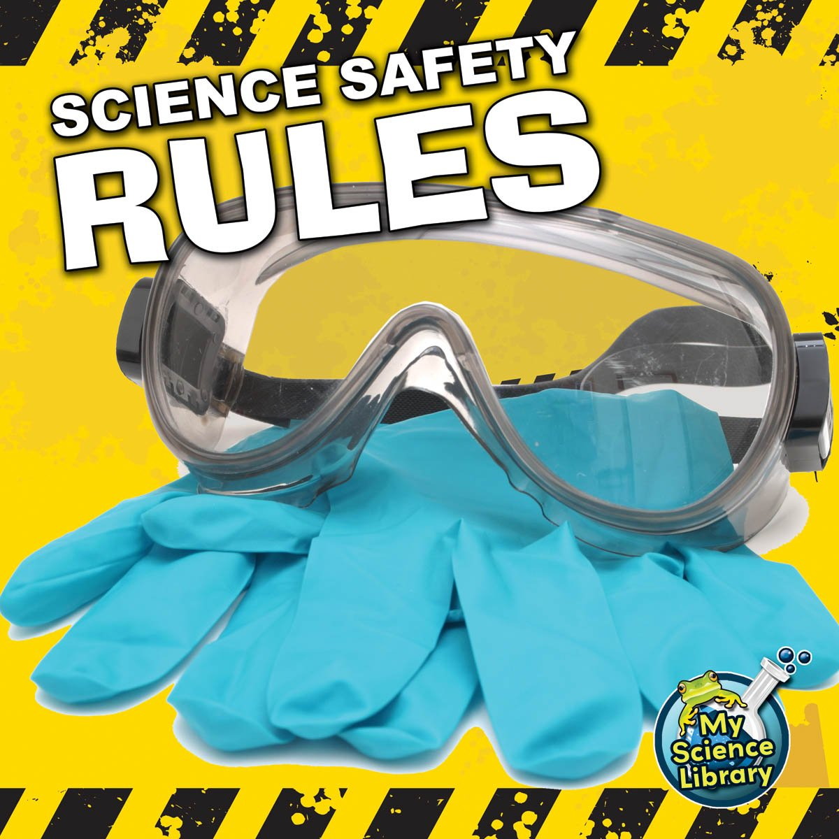Amazon.com: Science Safety Rules (My Science Library) (9781617419324 ...