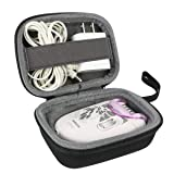 Hard Travel Case for Philips HP6401 Satinelle Epilator by CO2CREA