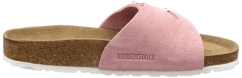 Pantoletten Damen Rosa Sfb 1012742 Birkenstock Vaduz 656498