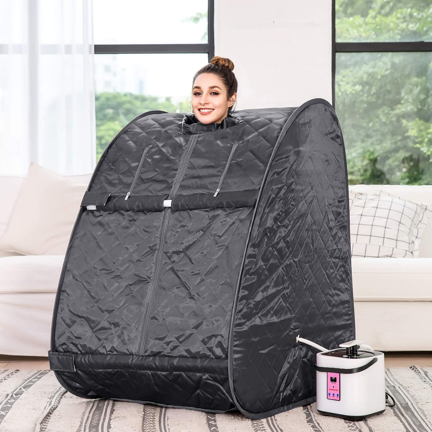 72% Off Coupon – Portable Steamer Sauna