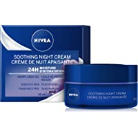 NIVEA Essentials 24h Moisture Boost + Nourish Day Cream with SPF 15 for Dry Skin (50 mL), 24H Skin Moisturizer with Sun…