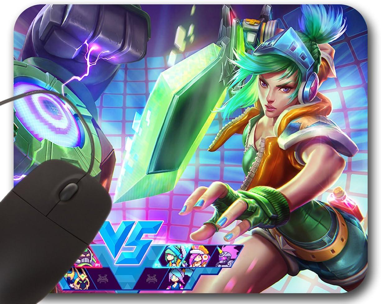 Riven Arcade Skin Mousepad LOL - League of Legends ...