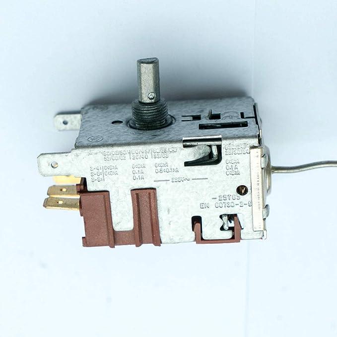 Danfoss 25t65 Termostato en60730 – 9 077в0021 Hielo Armario ...