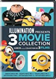 Illumination Presents: 3-Movie Collection (Despicable Me / Despicable Me 2 / Despicable Me 3) (Sous-titres français)