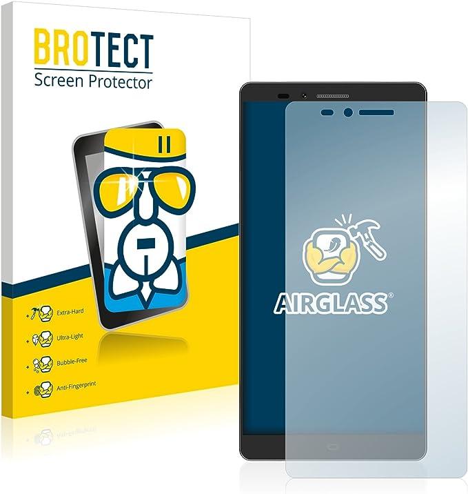 BROTECT Protector Pantalla Cristal Compatible con Elephone Vowney Protector Pantalla Vidrio Dureza 9H AirGlass: Amazon.es: Electrónica