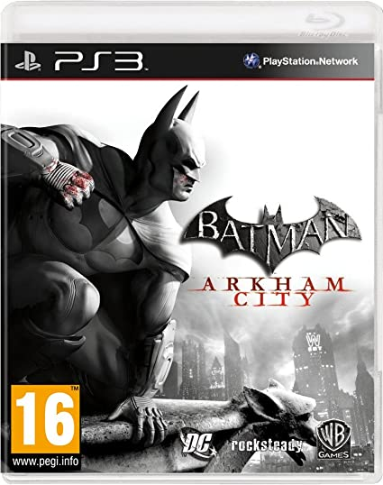 Batman: Arkham City (PS3)[Importación inglesa]: Amazon.es: Videojuegos