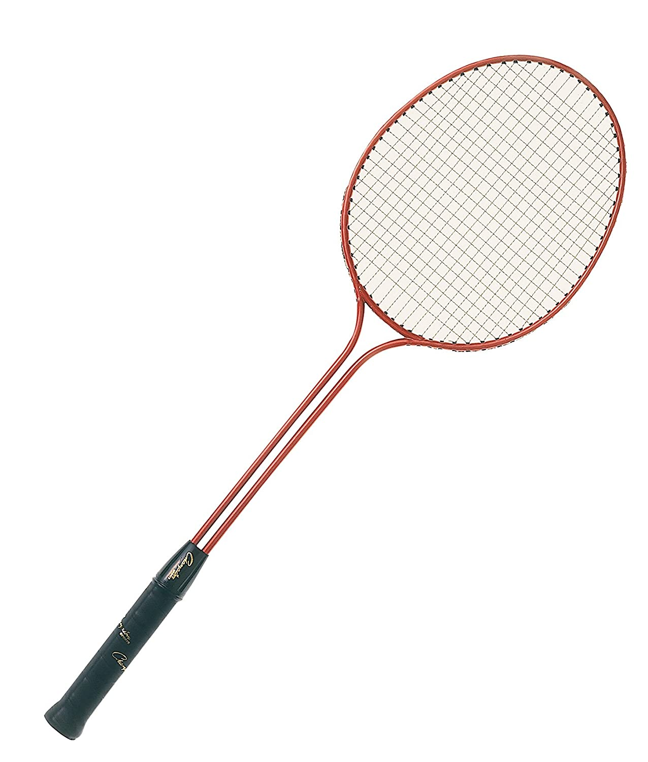 Champion Sports Champion Double Steel Shaft/Frame Badminton Racket