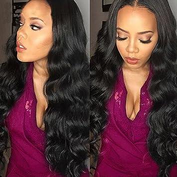 Belinda Hair 14 16 18 12inch Closure Brazilian Body Wave Hair 3 Bundles With Lace Closure Free Part