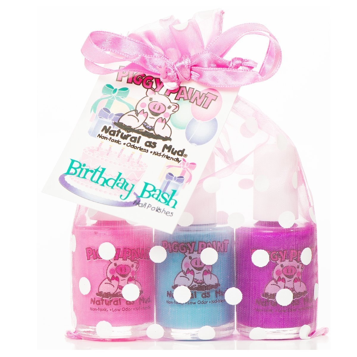 Piggy Paint Birthday Bash Gift Set, 1 Count 0825