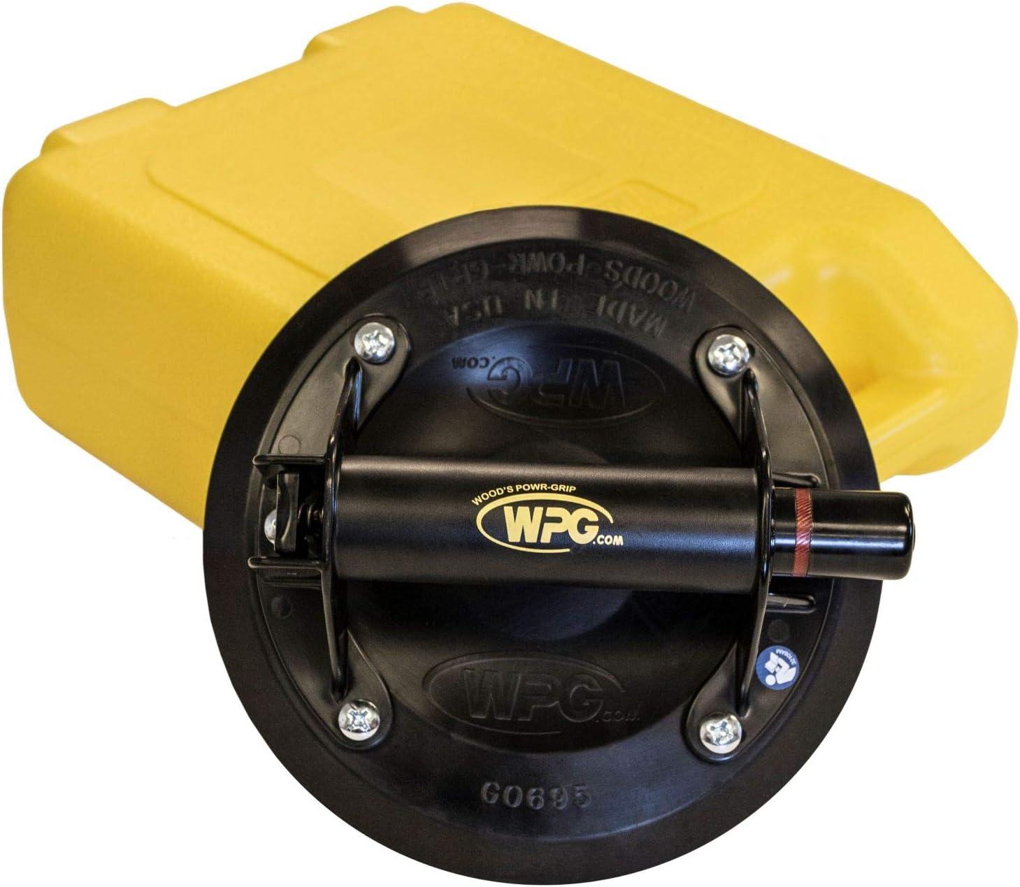 "Wood/'s 9/"" Newer Model Lifting Frame Vacuum Pad"