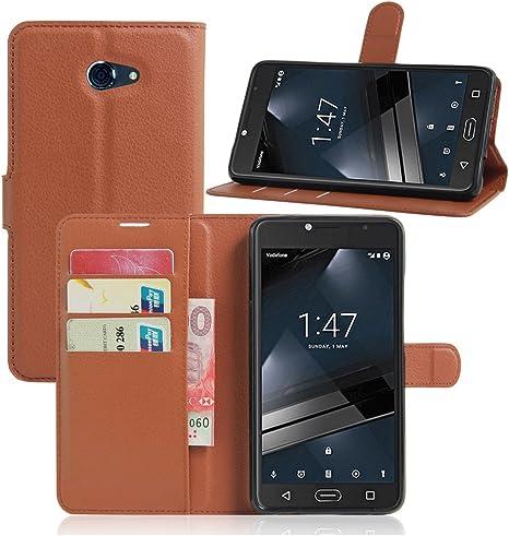 Vodafone Smart Uitra 7 Hülle Manyip Pu Flip Leder Elektronik