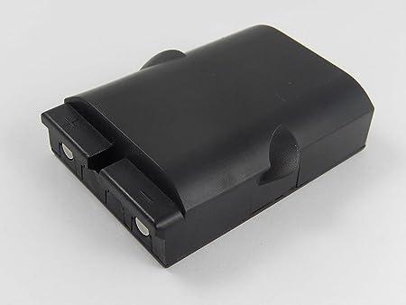 vhbw Batería NiMH 700mAh (4.8V) para Radio mandos ...