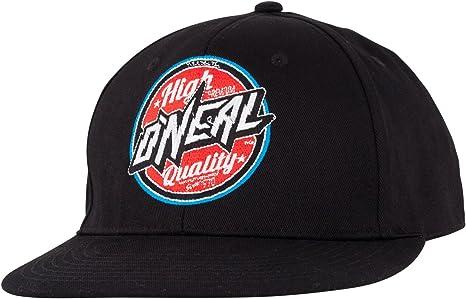 Gorras ONeal Cap negro (Tamaño: S/M): Amazon.es: Deportes y aire ...