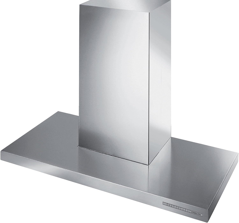 frecan – Campana Pared Fine – acero inoxidable 90 cm: Amazon.es: Grandes electrodomésticos