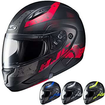 Casco cl-max2 fricción – Modular flip-up Full-Face casco de moto