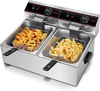 Giantex Commercial Deep Fryer