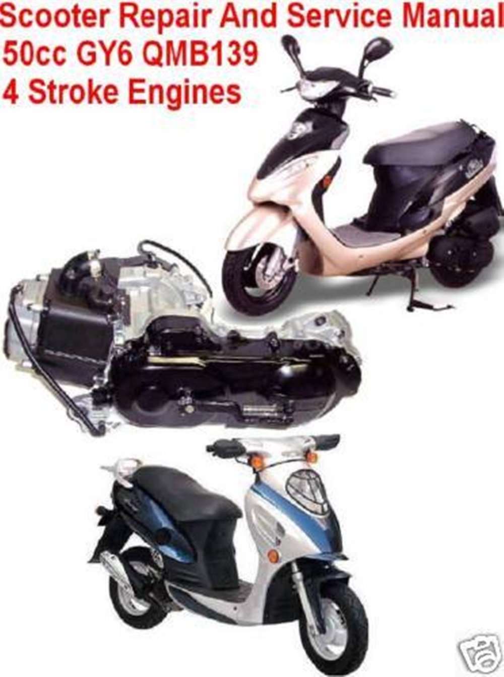 Chinese Gy6 Scooter Repair Manual 2019 Ebook Library Taotao 250 Wiring Diagram