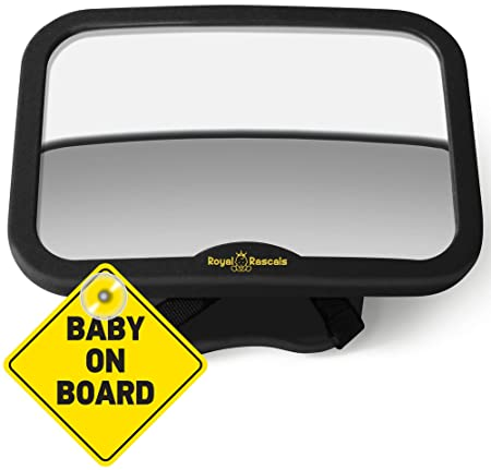 Autospiegel Baby Spiegel Auto Baby R/ückspiegel Spiegel F/ür Baby Auto Sitz Baby Autositz Spiegel R/ückansicht Spiegel F/ür Baby