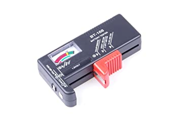 Review Battery Tester, Universal Battery