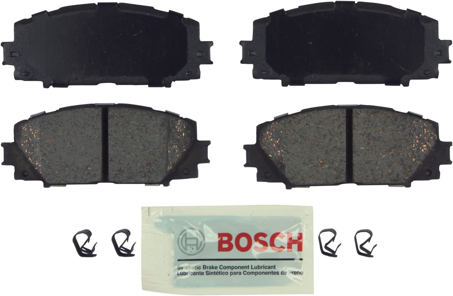 Disc Brake Pad Set-QuickStop Disc Brake Pad Front Wagner ZD1184