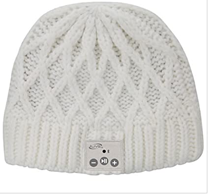 ee0cca2bf41 Image Unavailable. Image not available for. Color  iLive Wireless Music  Beanie Cream