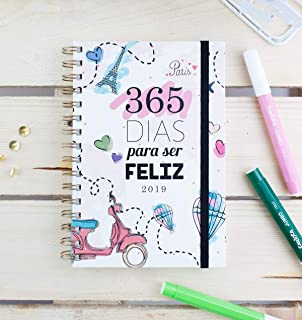 Weekly Planner 2019: Weekly Planner, Calendar and Schedule ...