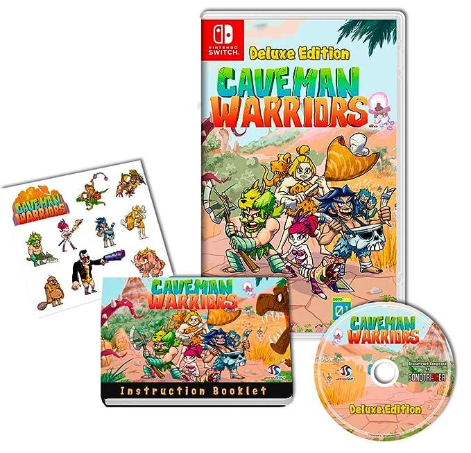 Caveman Warriors - Deluxe Edition: Amazon.es: Videojuegos