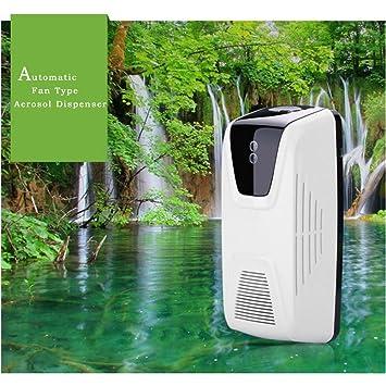 Automatic Air Freshener for Hotel Home Toilet Light Sensor Regular Perfume  Sprayer Machine Aerosol Fragrance Dispenser