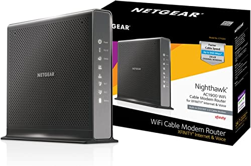 Modem Router Combo For Comcast
