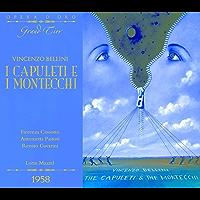 OPD 7021 Bellini-I Capuleti e i Montecchi: Italian-English Libretto (Opera d'Oro Grand Tier) book cover