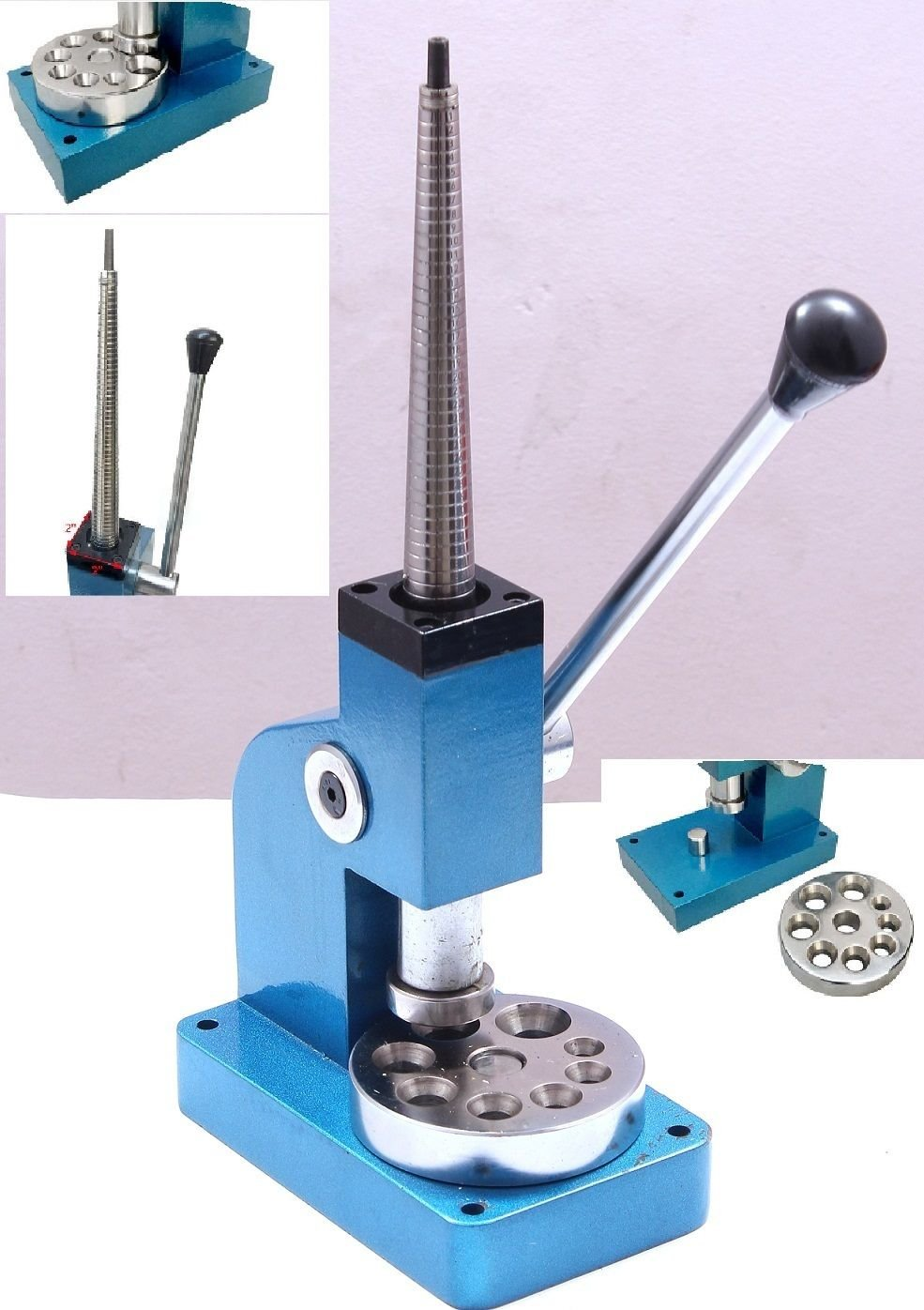 ING STRETCHER ENLARGER REDUCER JEWELRY BENCH TOP SIZER BAND SIZING REPAIR TOOL