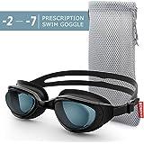 d8eb57110ac ZIONOR G7 Nearsighted Swimming Goggles Corrective Myopic Optical Swim  Goggles No…
