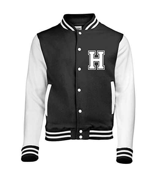 Personalised KIDS Varsity/College/Baseball Jacket with Name on the ...