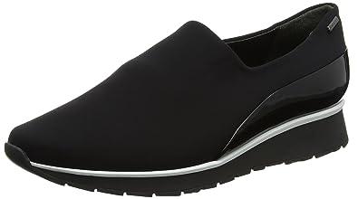 Womens 4-10 3338 0100 Low-Top Sneakers, Black, 5 UK H?gl