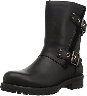 b5be1117631 Ugg Australia Womens Niels Chestnut Leather Boots 41 EU: Amazon.co ...