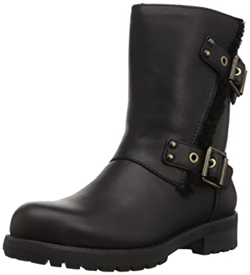 UGG Women's Niels Zippered Boot, Black, ...
