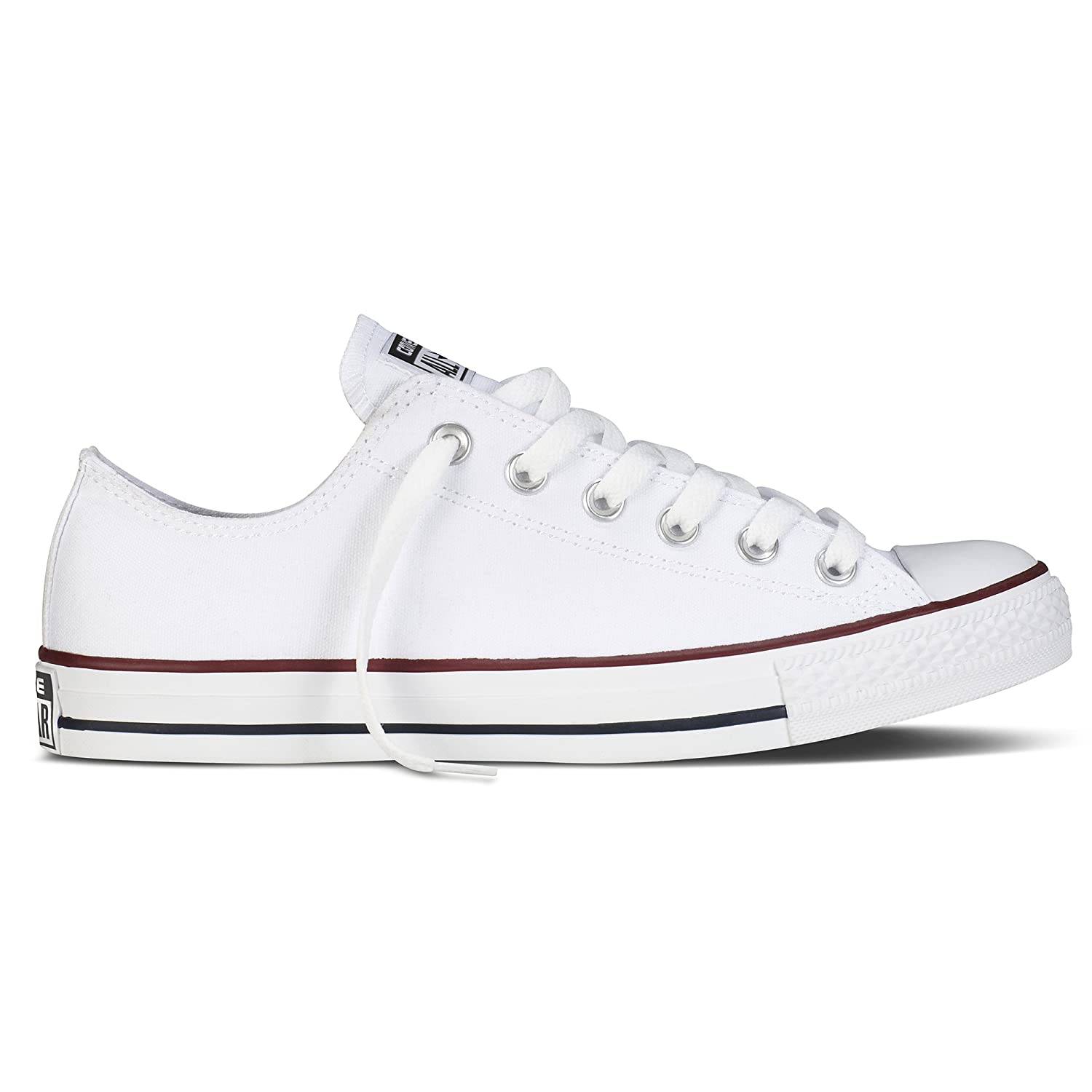 Converse Chuck Taylor All Star Ox Optical White(Size: 4.5 US Men's)