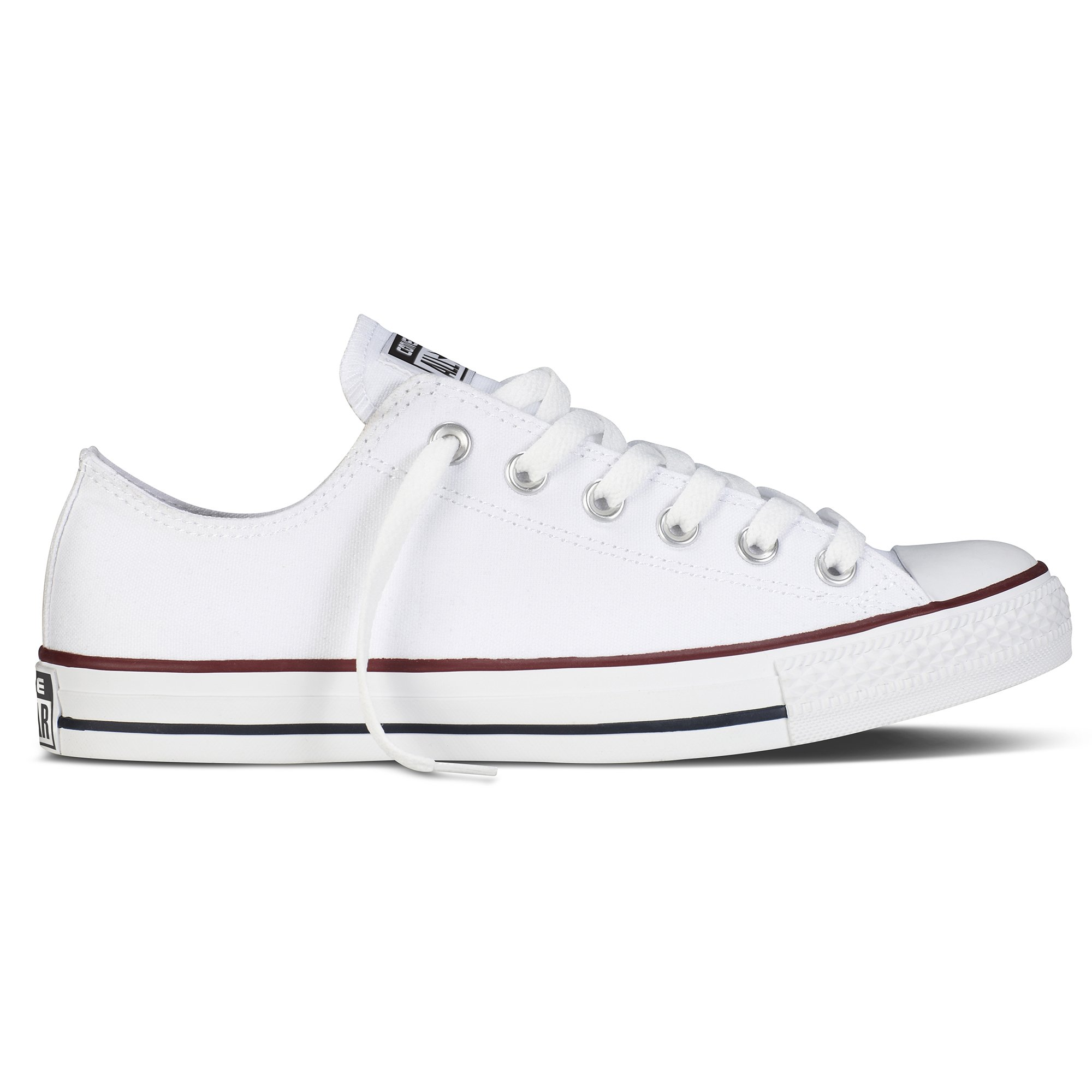 Converse Chuck Taylor All Star OX OPTICAL WHITE(Size: 12 US Men's) by Converse