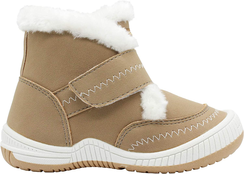 Lamo Bobbie Boys Fur Lined Winter Boot