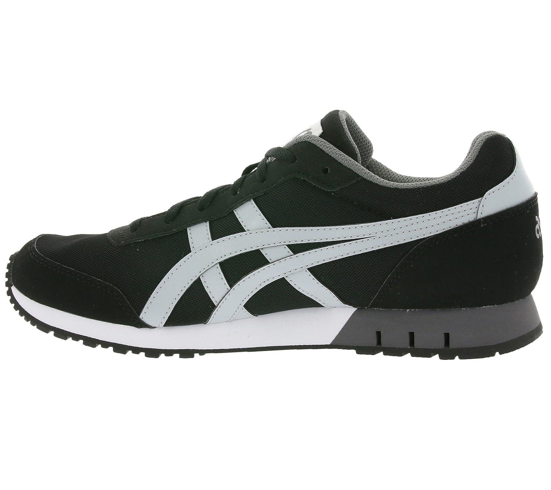 ASICS Herren Curreo Sneaker, schwarz, 8 EU Schwarz