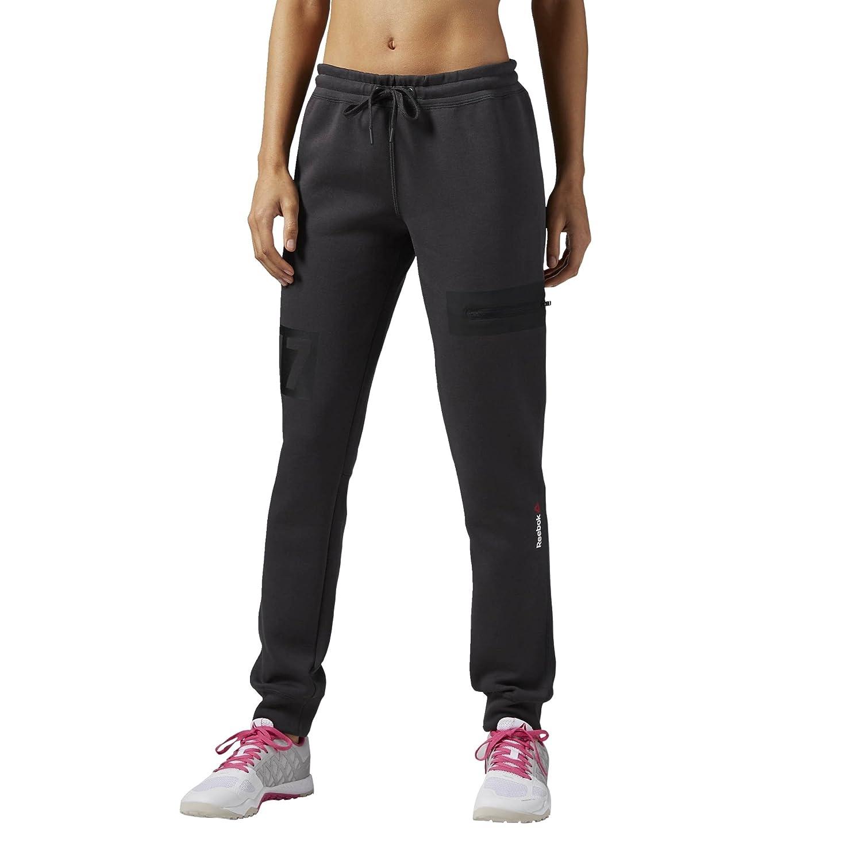 Reebok Damen One Series Quik Cotton Pants Trainingshose