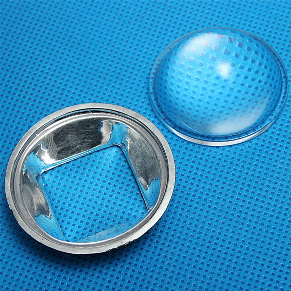 RENCALO 100W LED Linse Reflektor Kollimator Optische Glaslinse 10 Grad 44mm
