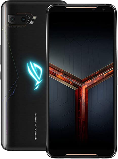 ASUS ROG Gaming Phone 2 Ultimate Edition 1TB ROM + 12GB RAM Dual ...