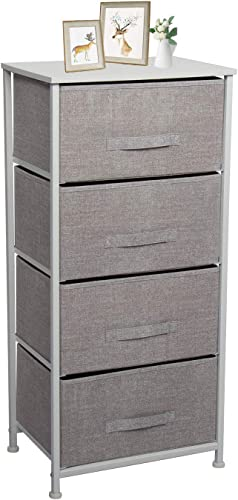 Dresser Storage Organizer Tower Dresser Fabric Drawers Organizer Unit